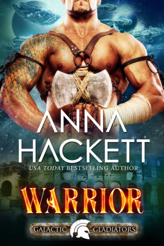 Review: Warrior by Anna Hackett