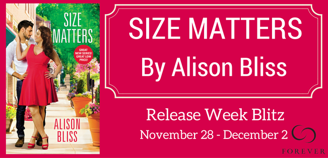 SIZE MATTERS Banner