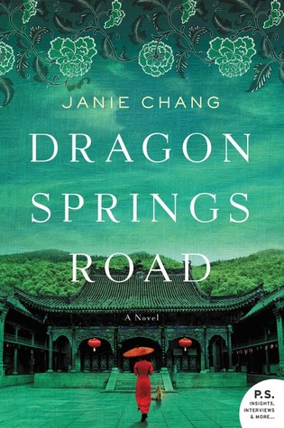 Review: Dragon Springs Road by Janie Chang