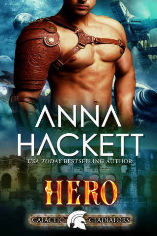 Review: Hero by Anna Hackett