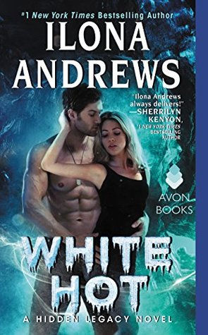 Review: White Hot by Ilona Andrews + Giveaway