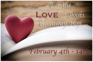 ForTheLoveOfBooks giveaway hop