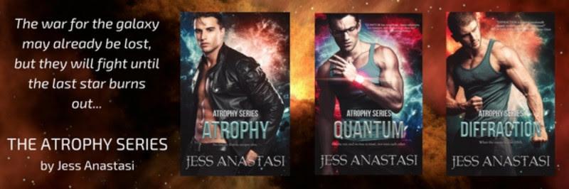 atrophy series by jess anastasi