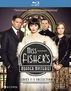miss fisher murder mysteries complete set