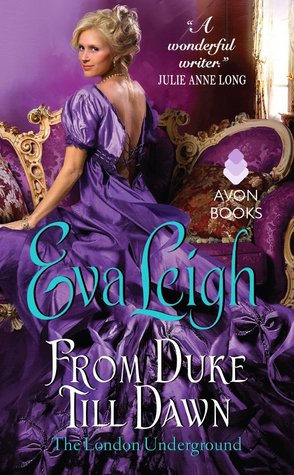 Review: From Duke Till Dawn by Eva Leigh + Giveaway