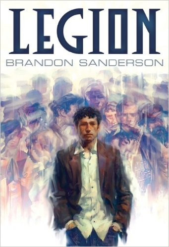 Review: Legion by Brandon Sanderson