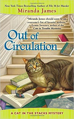 Review: Out of Circulation by Miranda James