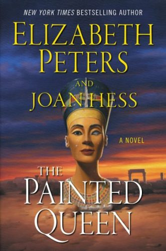 Review: The Painted Queen by Elizabeth Peters and Joan Hess