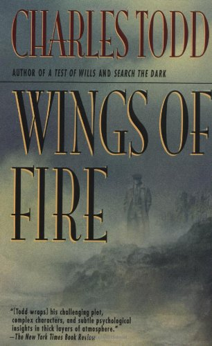 Review: Wings of Fire by Charles Todd