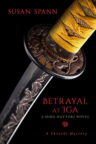Review: Betrayal at Iga by Susan Spann + Giveaway