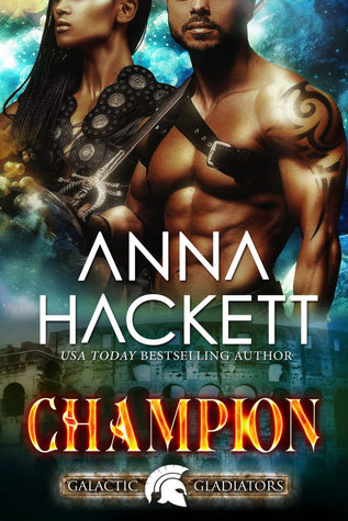 Review: Champion by Anna Hackett