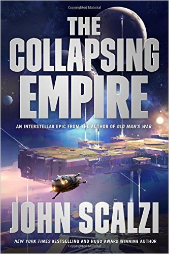 Review: The Collapsing Empire by John Scalzi + Giveaway