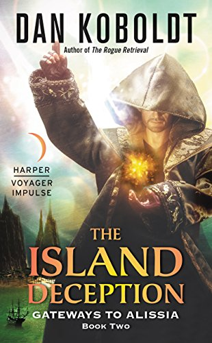 Review: The Island Deception by Dan Koboldt + Giveaway