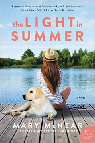 Review: The Light in Summer by Mary McNear