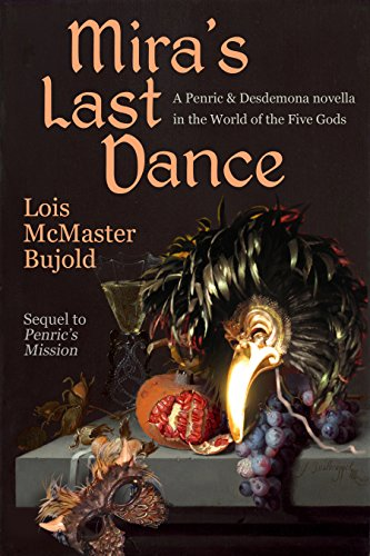 Review: Mira's Last Dance by Lois McMaster Bujold + Giveaway