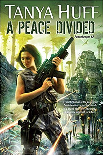 Review: A Peace Divided by Tanya Huff + Giveaway