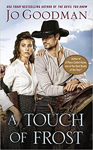 Review: A Touch of Frost by Jo Goodman