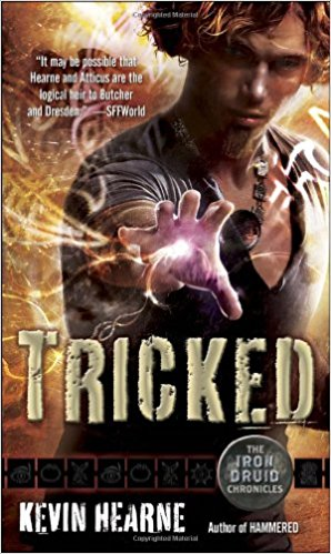Review: Tricked by Kevin Hearne