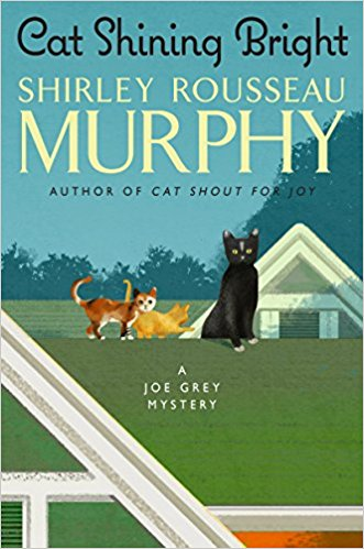 Review: Cat Shining Bright by Shirley Rousseau Murphy