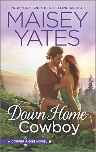 Review: Down Home Cowboy by Maisey Yates + End of Summer Tour + Giveaway