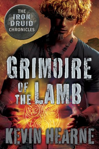 Review: Grimoire of the Lamb by Kevin Hearne