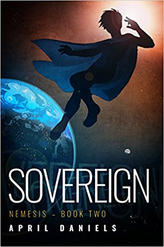 Guest Review: Sovereign by April Daniels