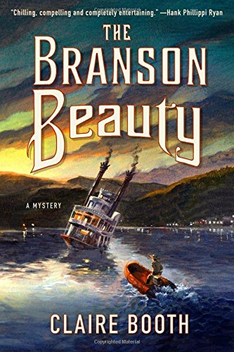 Review: The Branson Beauty by Claire Booth