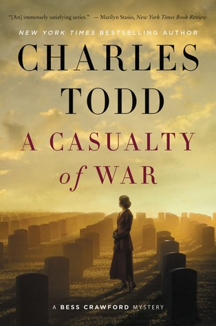 Review: A Casualty of War by Charles Todd