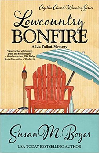 Review: Lowcountry Bonfire by Susan M. Boyer