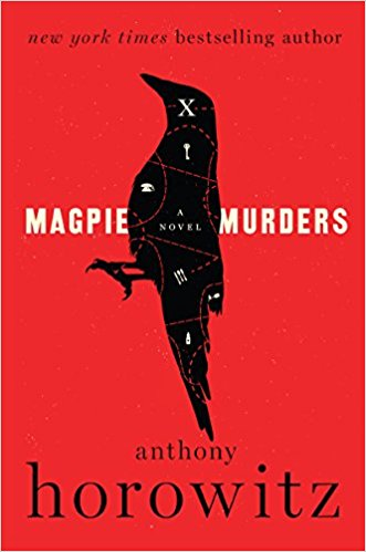 Review: Magpie Murders by Anthony Horowitz