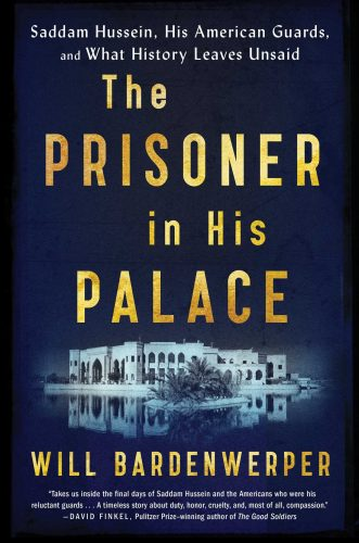 Review: The Prisoner in His Palace by Will Bardenwerper