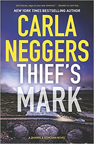 Review: Thief's Mark by Carla Neggers + Giveaway
