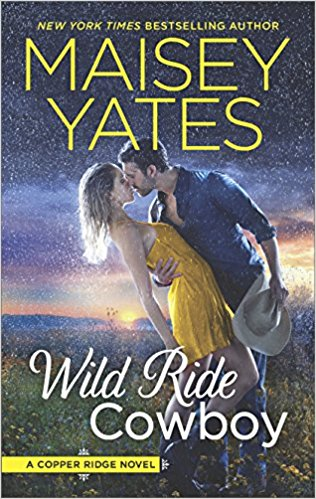 Review: Wild Ride Cowboy by Maisey Yates + Giveaway