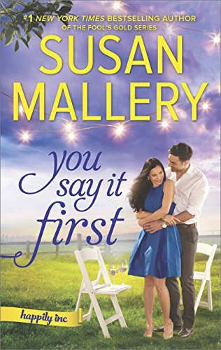 Review: You Say it First by Susan Mallery + Giveaway