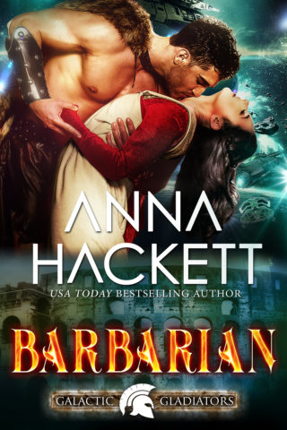 Review: Barbarian by Anna Hackett