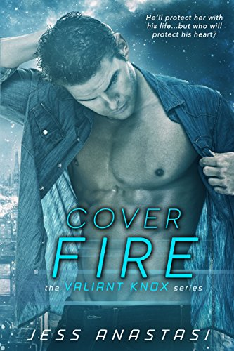 Review: Cover Fire by Jess Anastasi + Giveaway