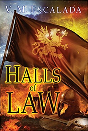 Review: Halls of Law by V.M. Escalada