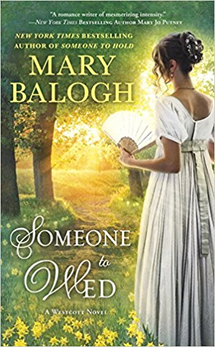 Review: Someone to Wed by Mary Balogh