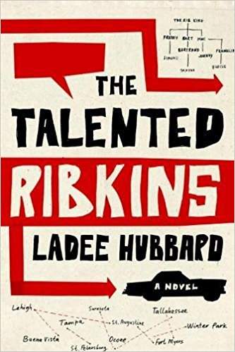 Review: The Talented Ribkins by Ladee Hubbard + Giveaway