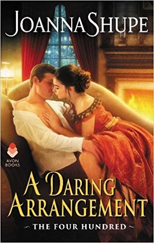 Review: A Daring Arrangement by Joanna Shupe + Giveaway
