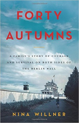 Review: Forty Autumns by Nina Willner