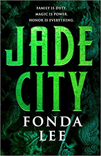Review: Jade City by Fonda Lee