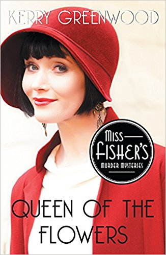 Review: Queen of the Flowers by Kerry Greenwood