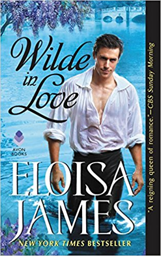 Review: Wilde in Love by Eloisa James + Giveaway