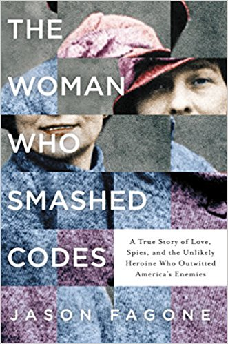 Review: The Woman Who Smashed Codes by Jason Fagone