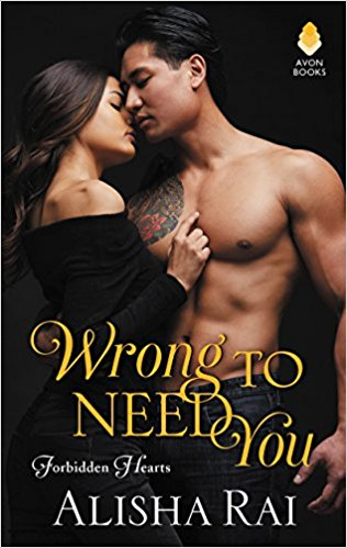 Review: Wrong to Need You by Alisha Rai + Giveaway