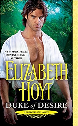 Review: Duke of Desire by Elizabeth Hoyt + Giveaway