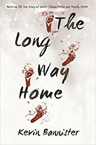 Review: The Long Way Home by Kevin Bannister + Giveaway