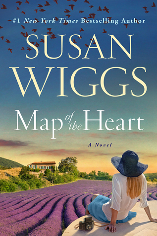 Review: Map of the Heart by Susan Wiggs
