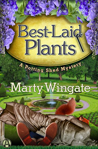 Review: Best Laid Plants by Marty Wingate